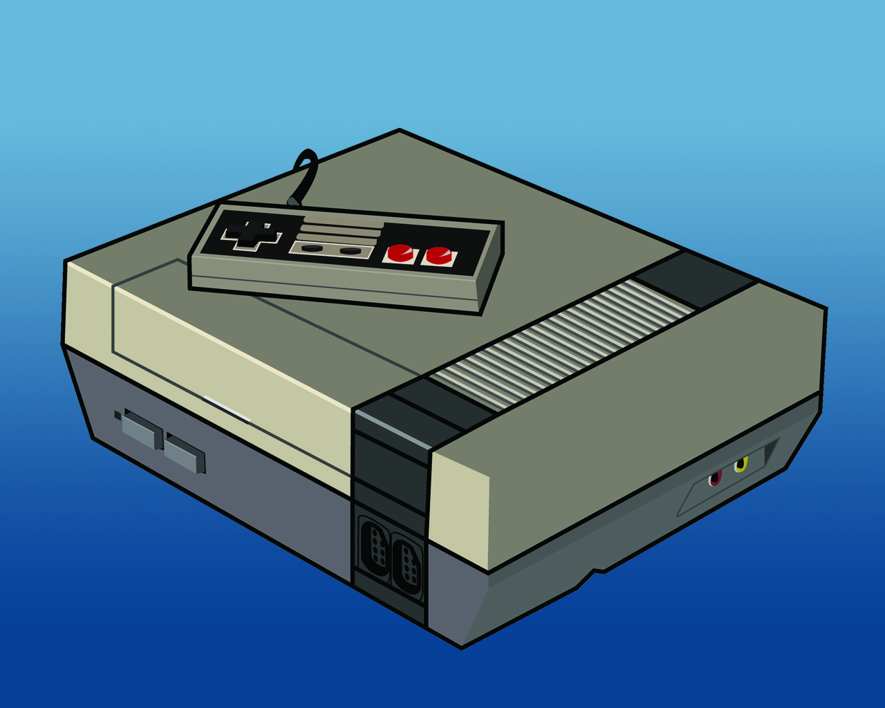 video game consoles nes