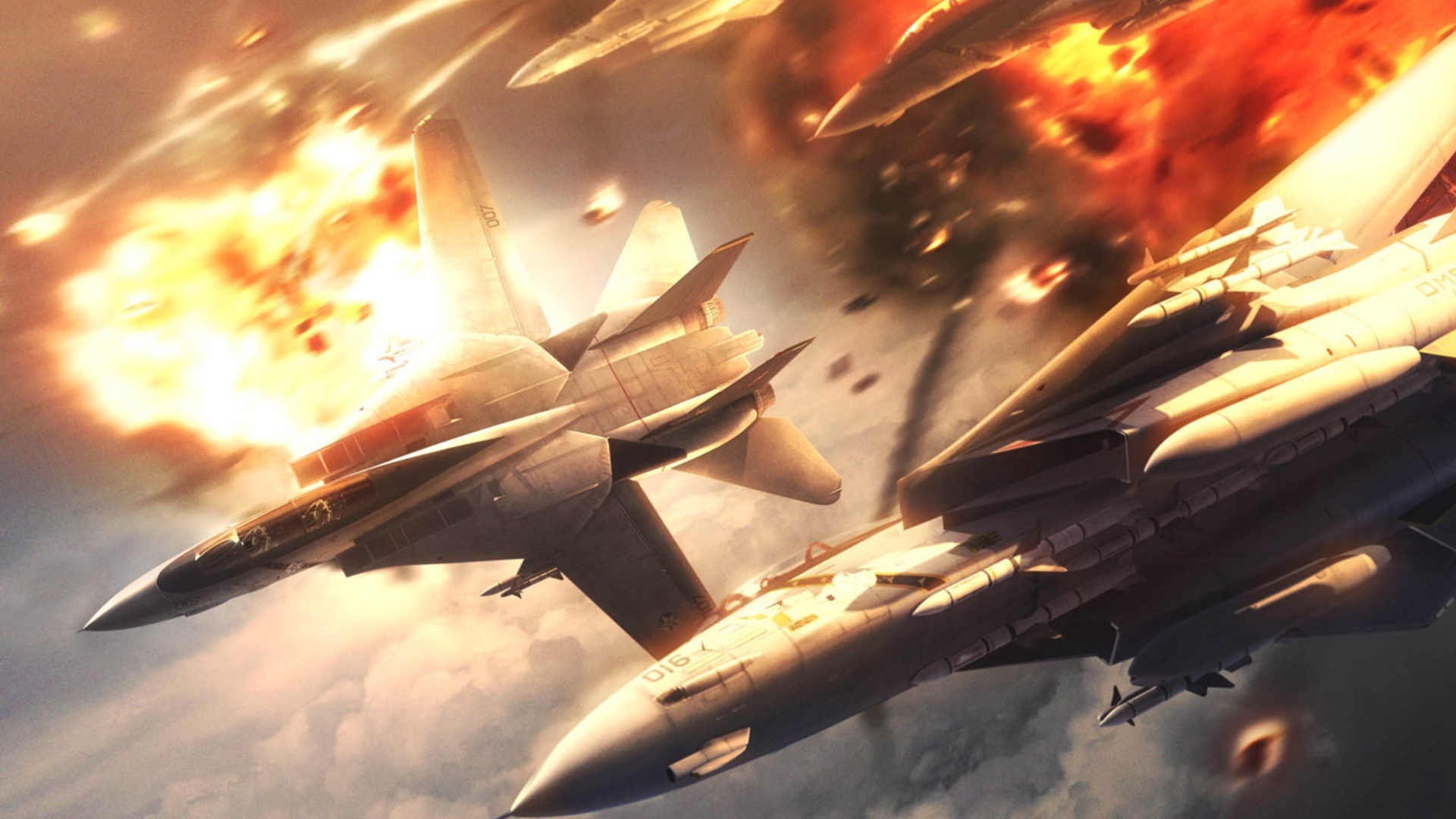 video games ace combat