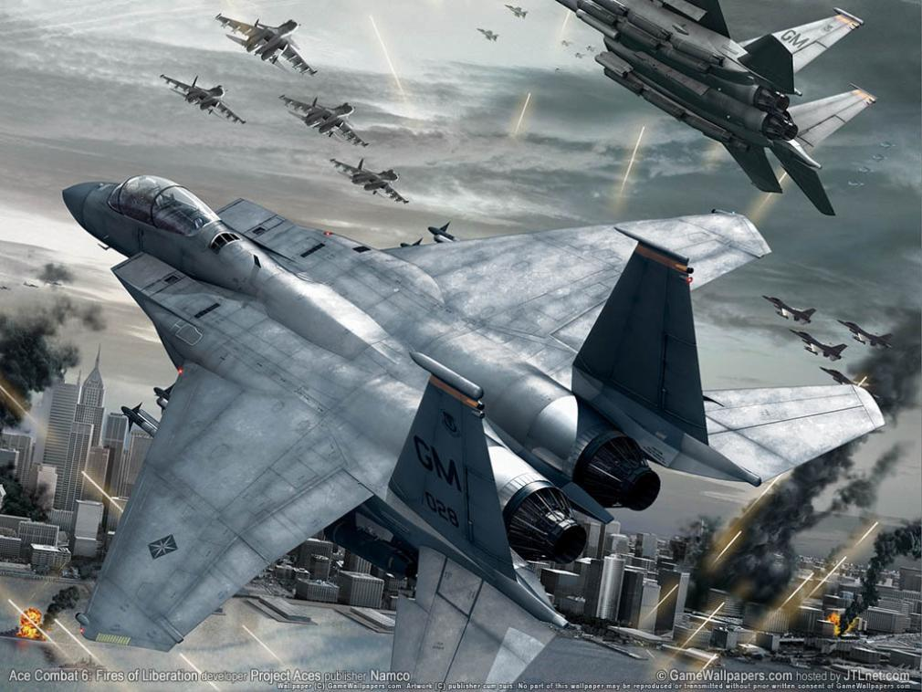 video Games ace combat HD Wallpaper