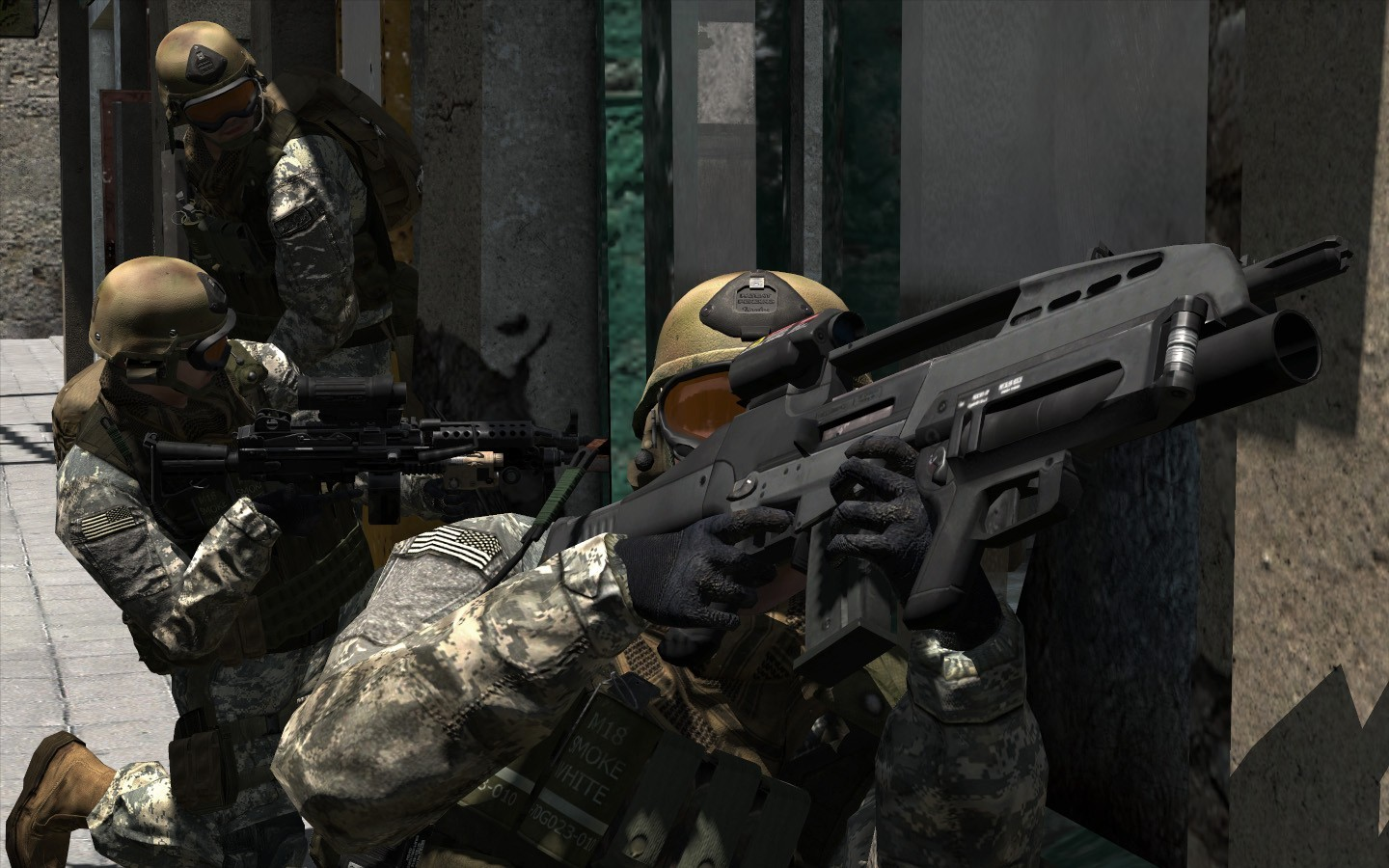 video games Army military HD Wallpaper