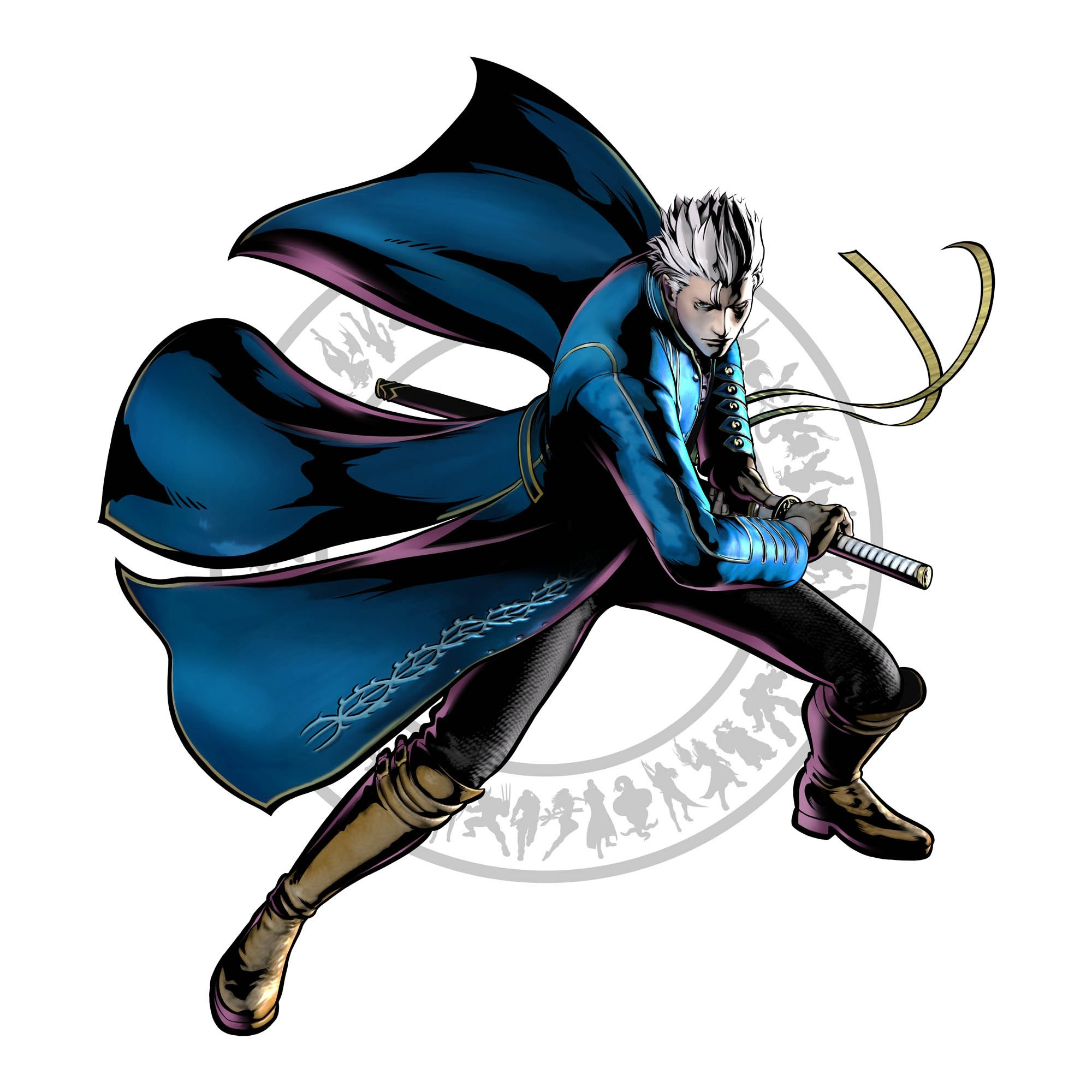 video games artwork vergil HD Wallpaper
