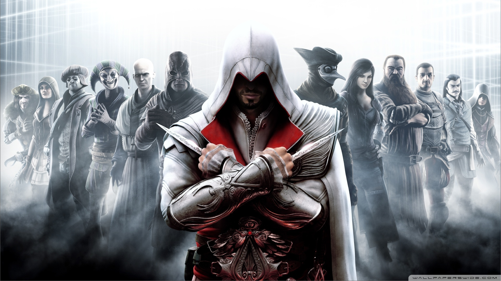video games Assassins Creed