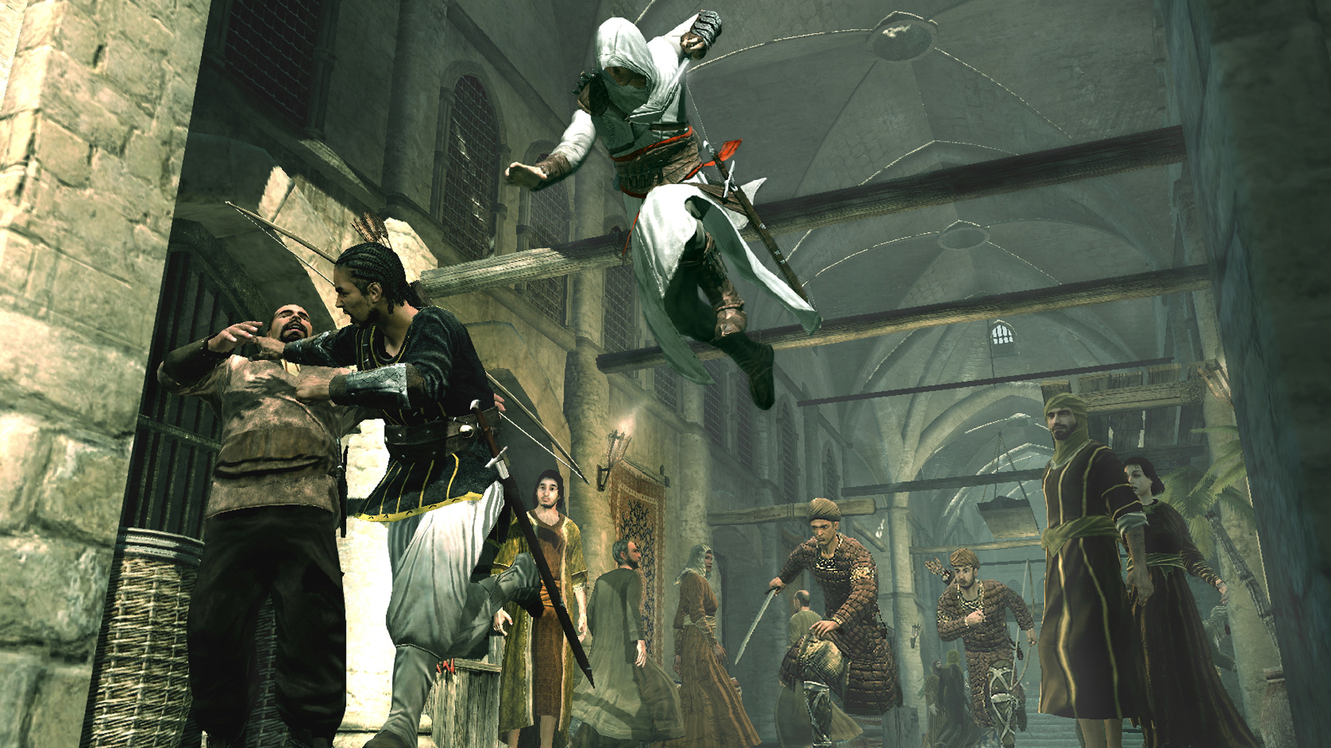 video Games assassins creed HD Wallpaper