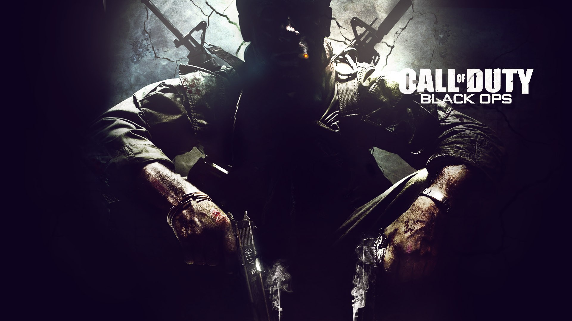 video games black call HD Wallpaper