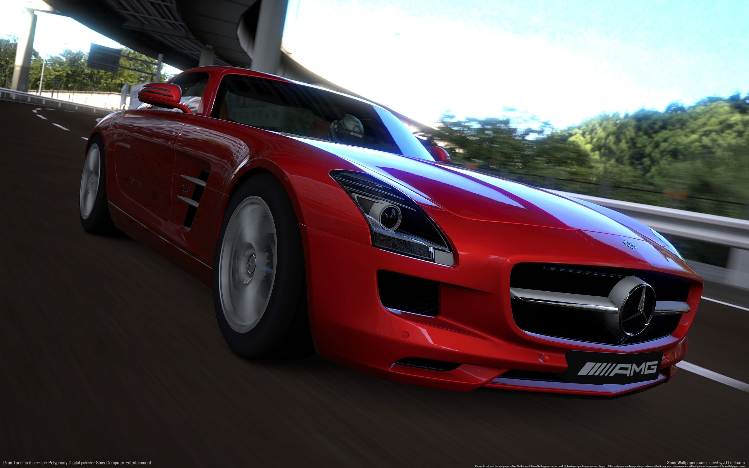 video games cars 3d HD Wallpaper