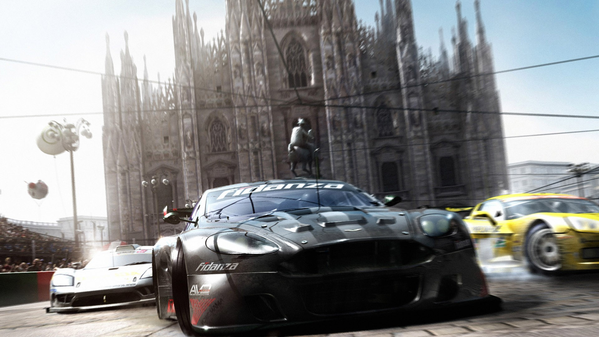 video games cars Aston HD Wallpaper
