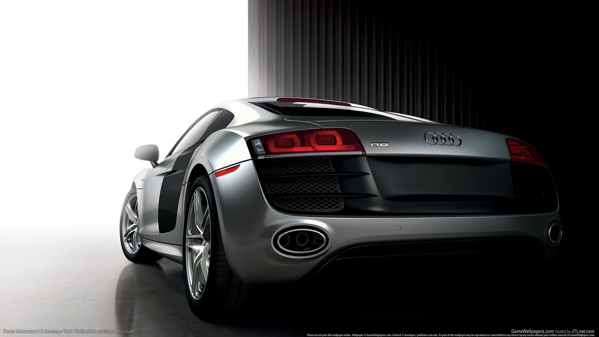 video games cars audi HD Wallpaper