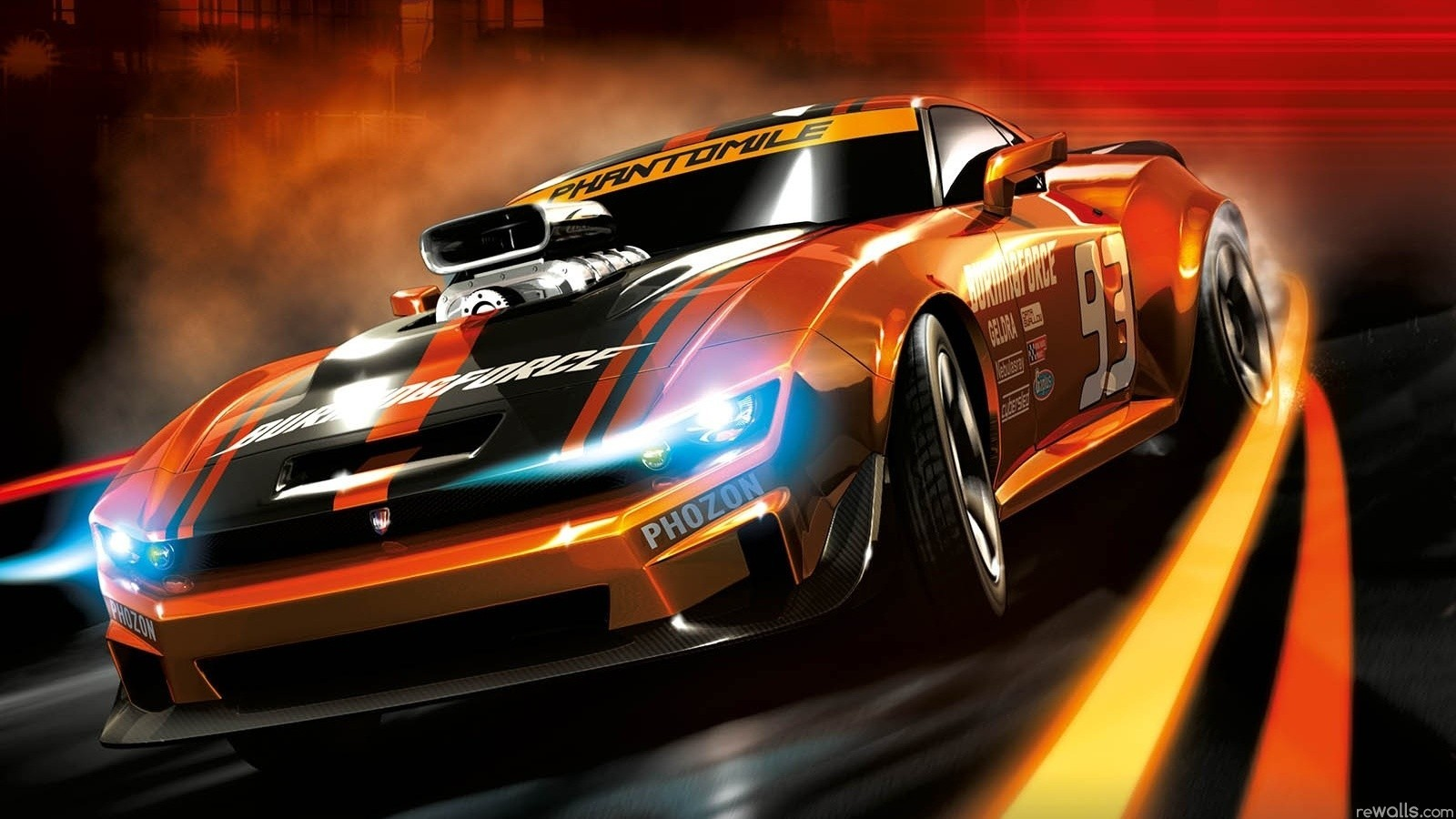 video games cars Ridge HD Wallpaper