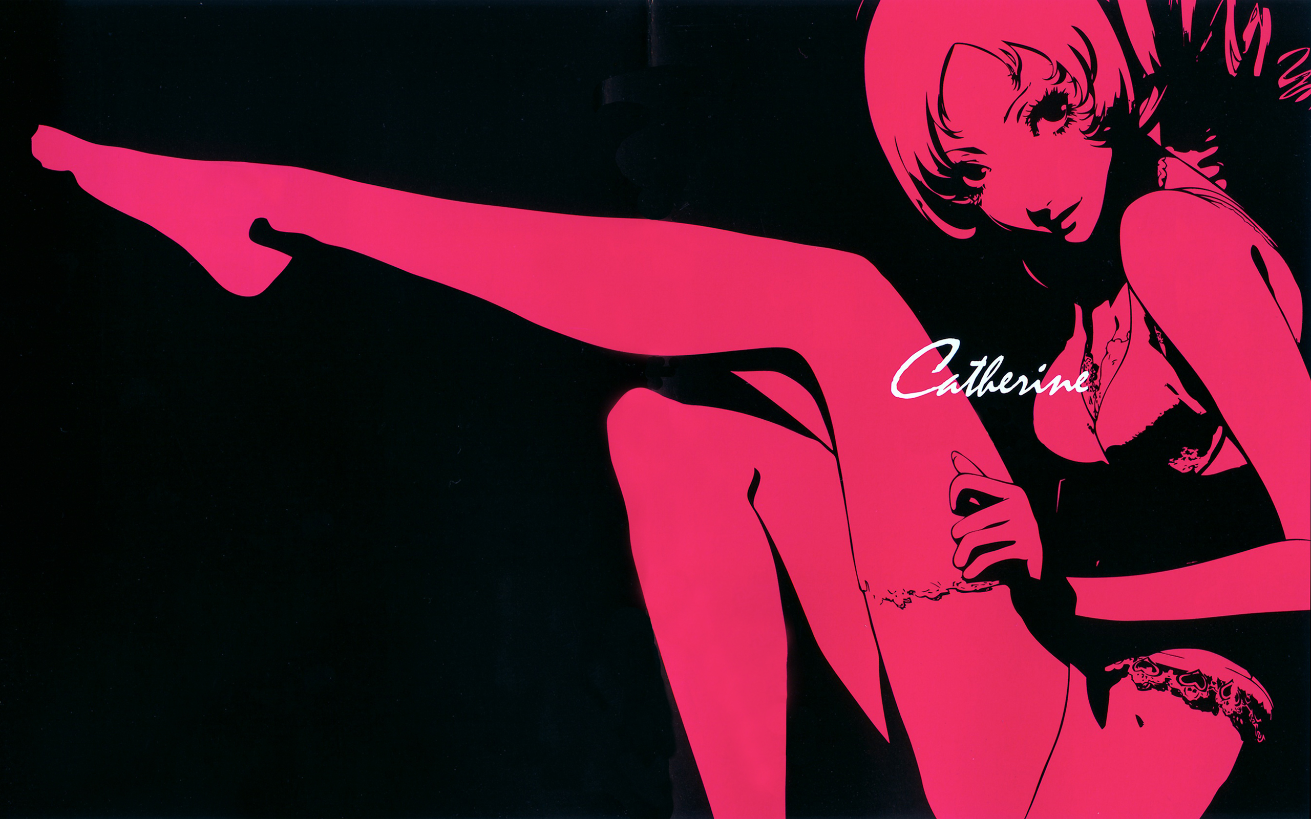 video games Catherine HD Wallpaper