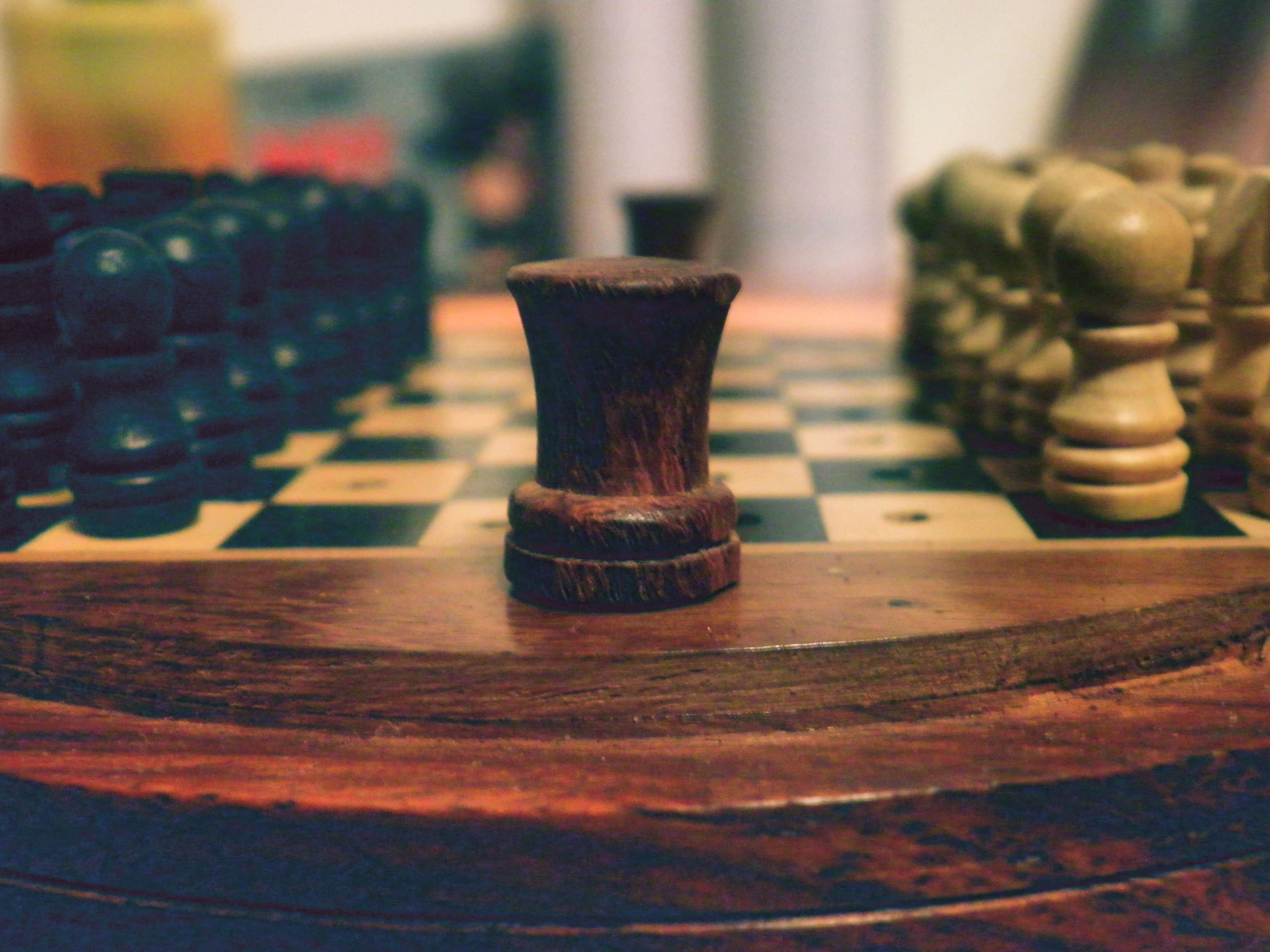 video Games chess pieces HD Wallpaper