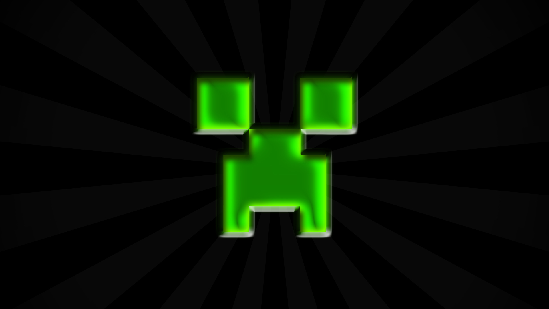 video games creeper minecraft