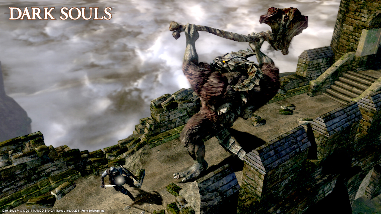video games dark souls HD Wallpaper