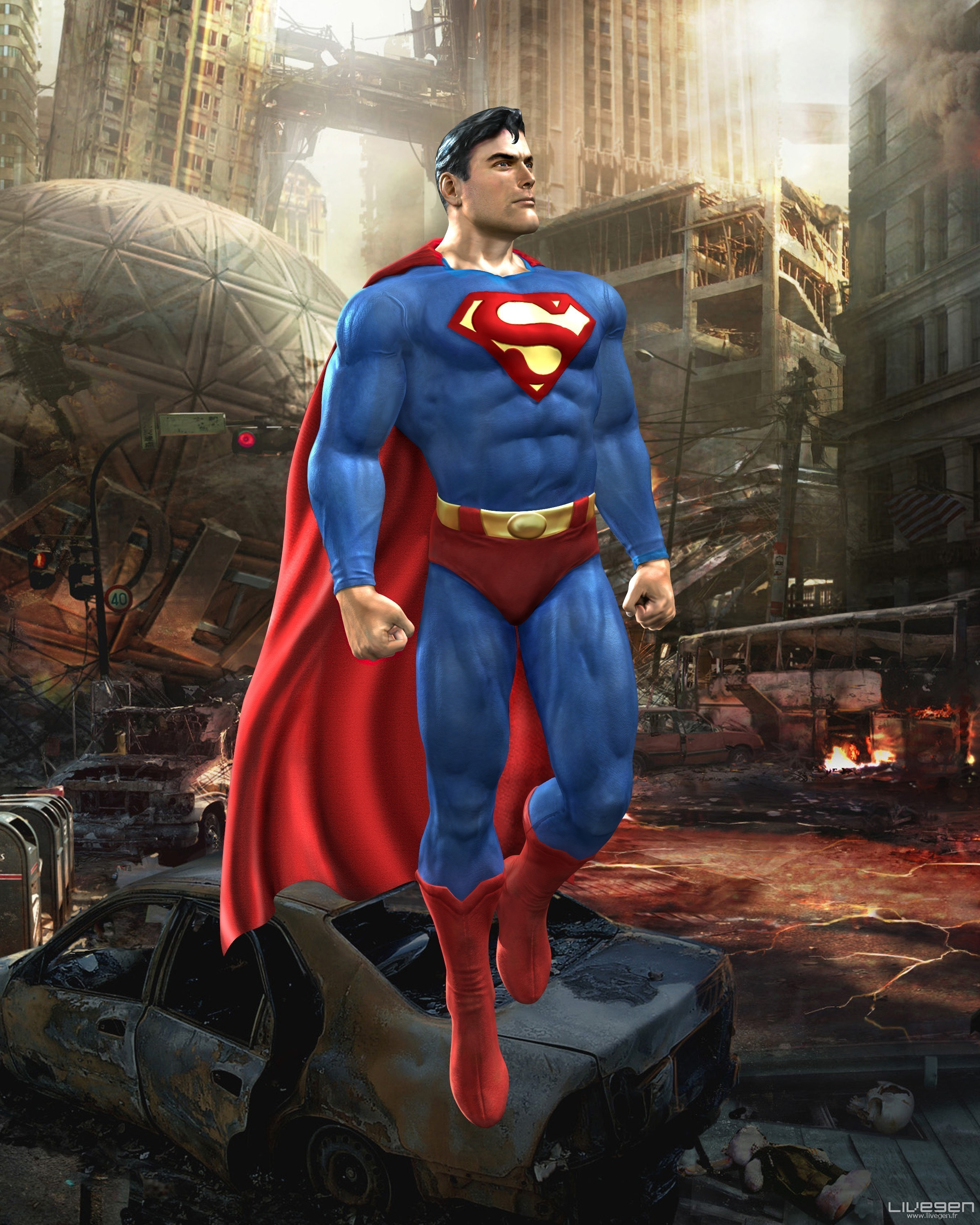 video games dc comics HD Wallpaper