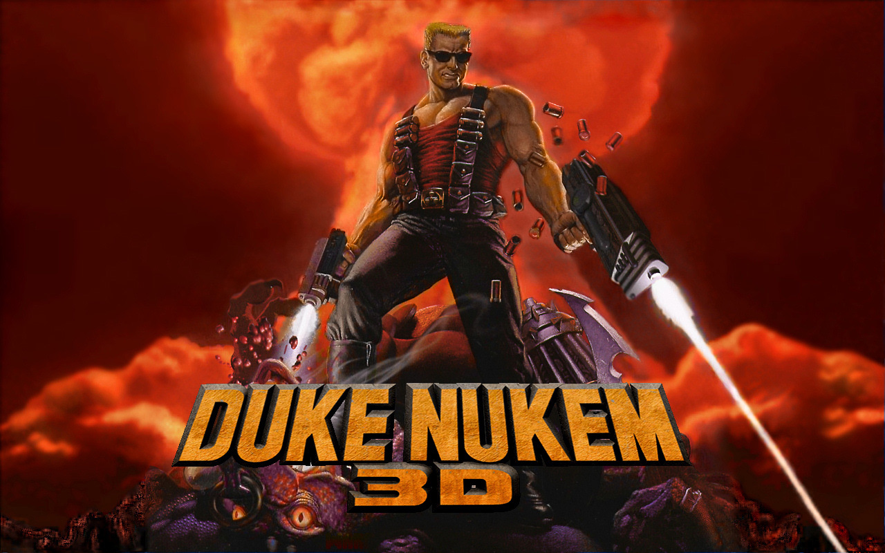 video games duke nukem