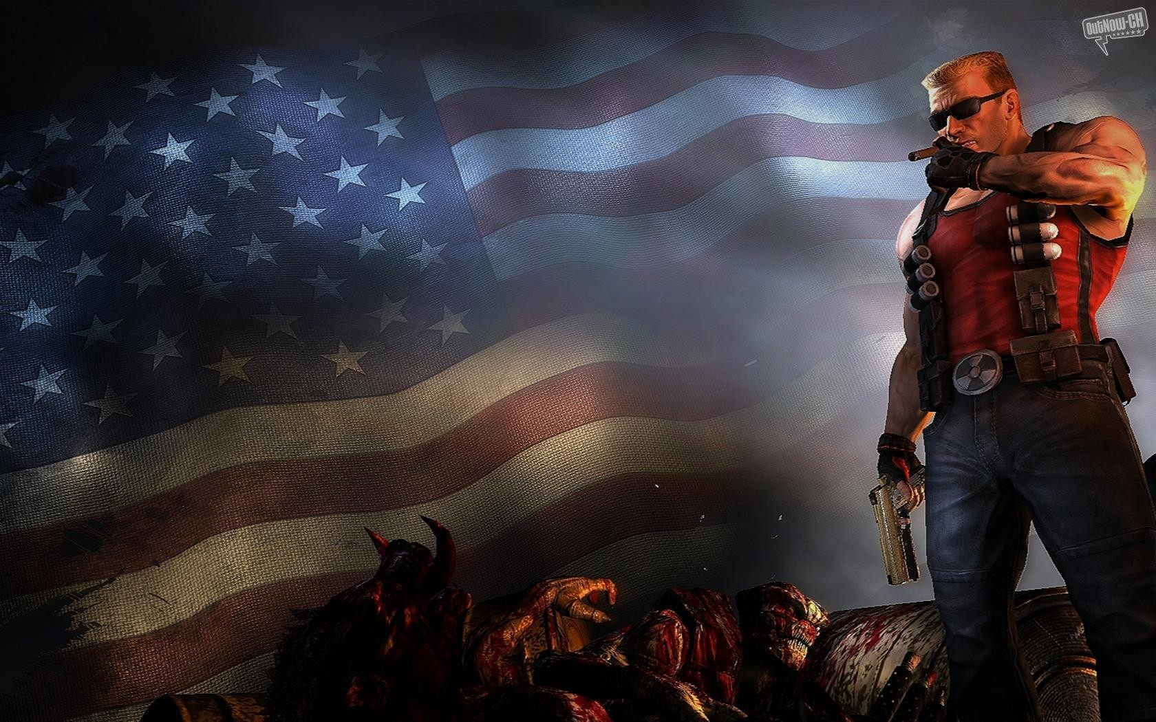 video games duke nukem HD Wallpaper