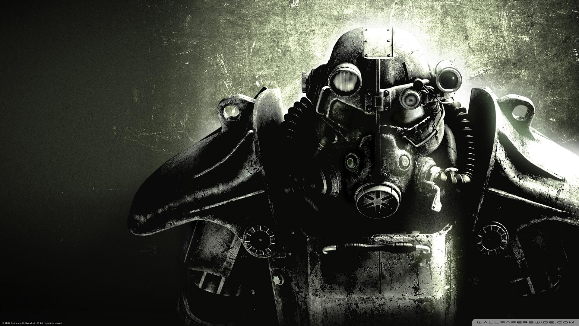 Falloutwallpaper on Fallout 3 Hd Wallpaper   General   809779