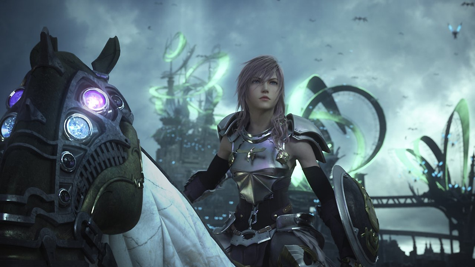 video games final fantasy HD Wallpaper