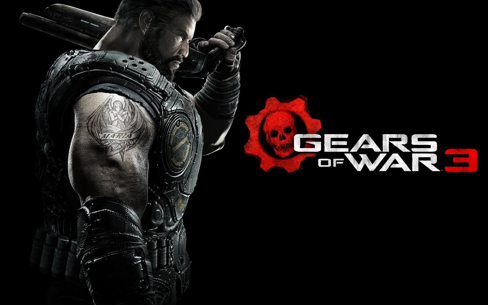 video games gears gears HD Wallpaper