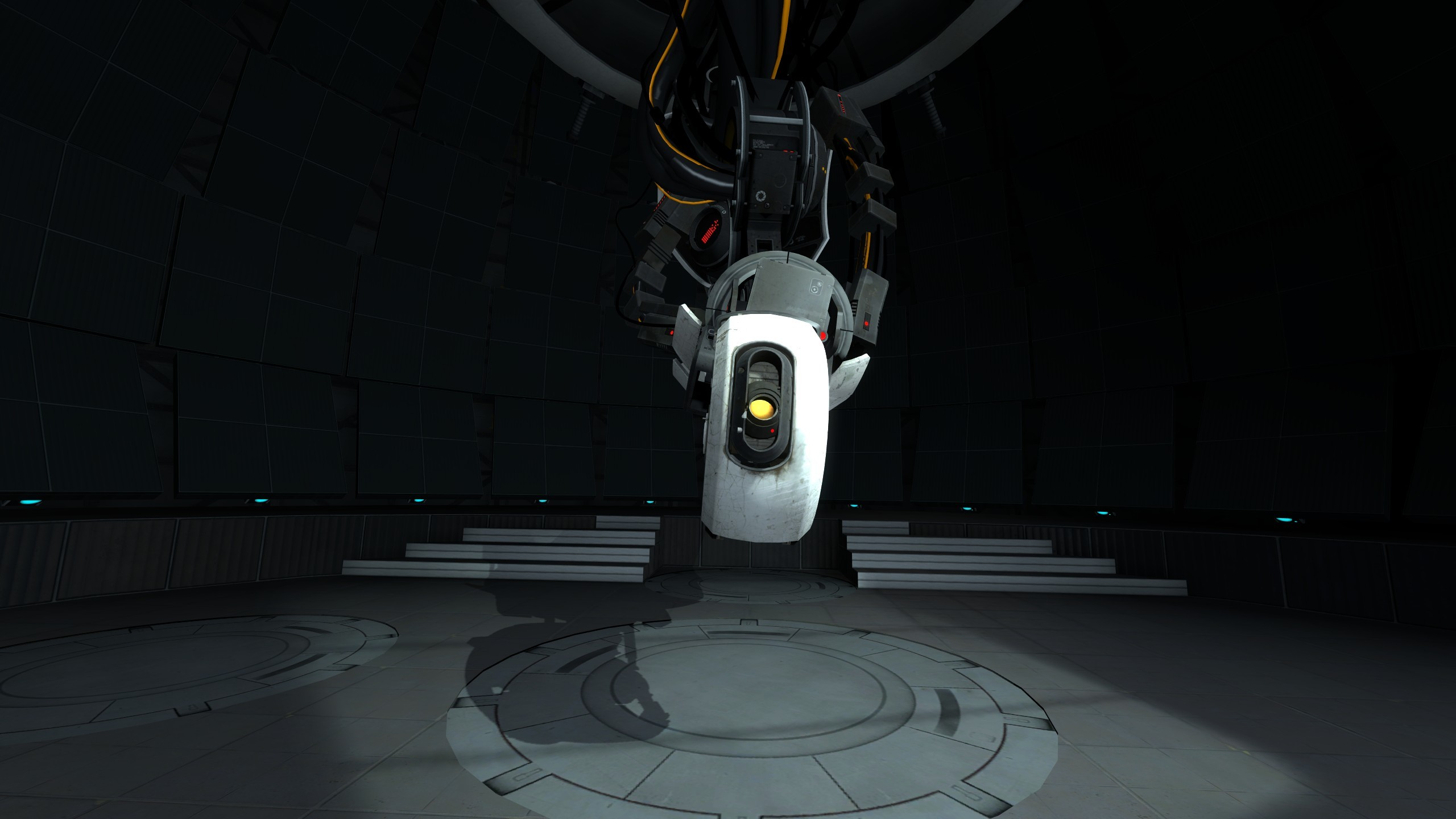 video games glados portal HD Wallpaper
