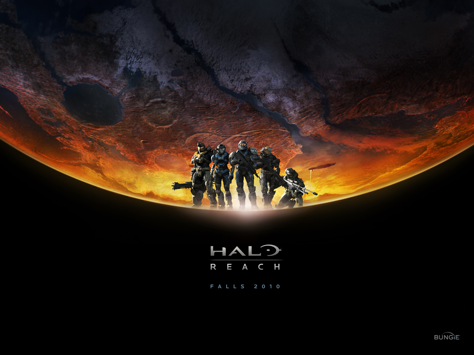 video Games halo reach HD Wallpaper