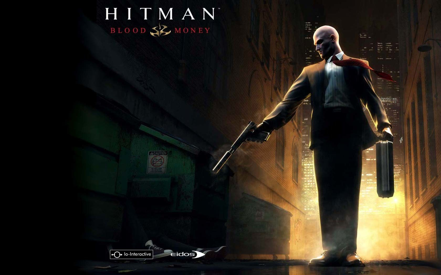 video games hitman agent
