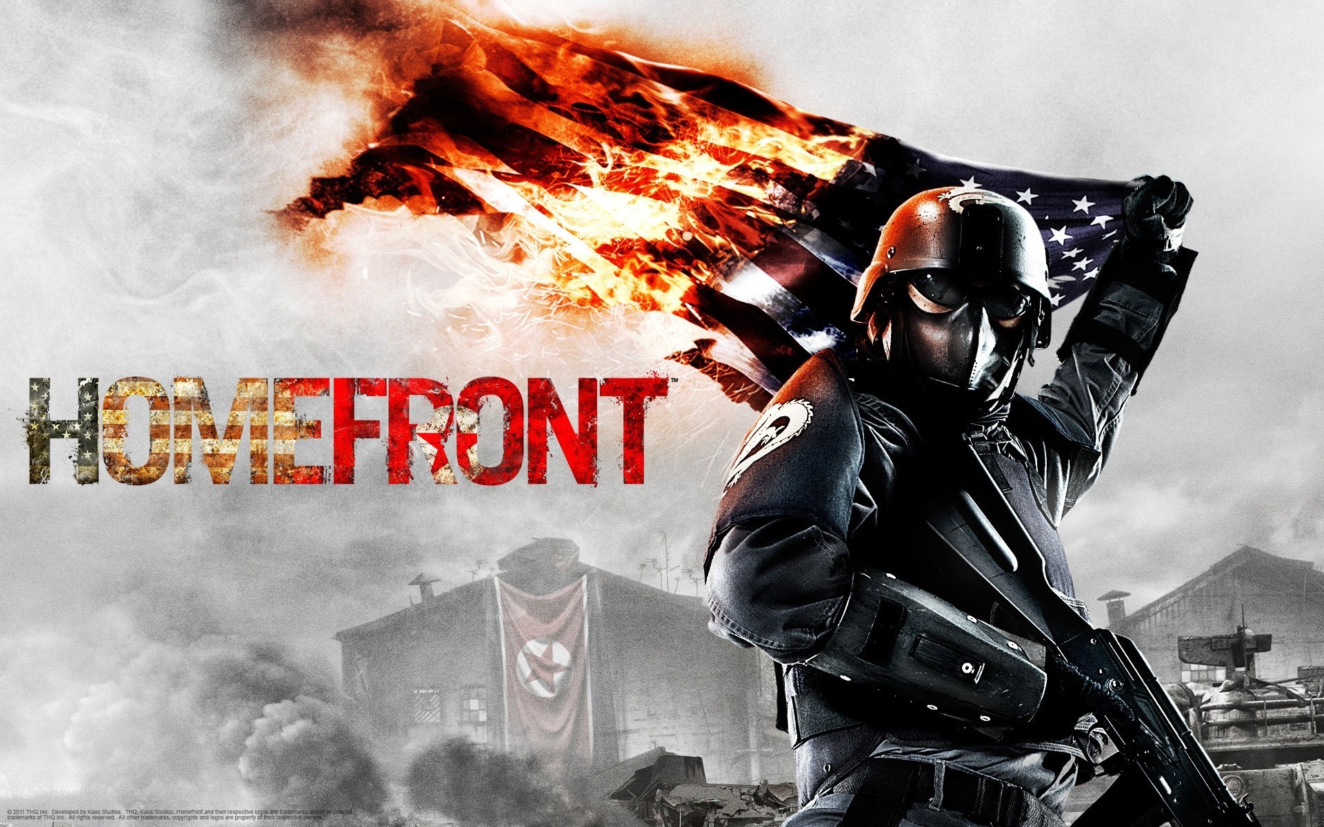 video games homefront HD Wallpaper