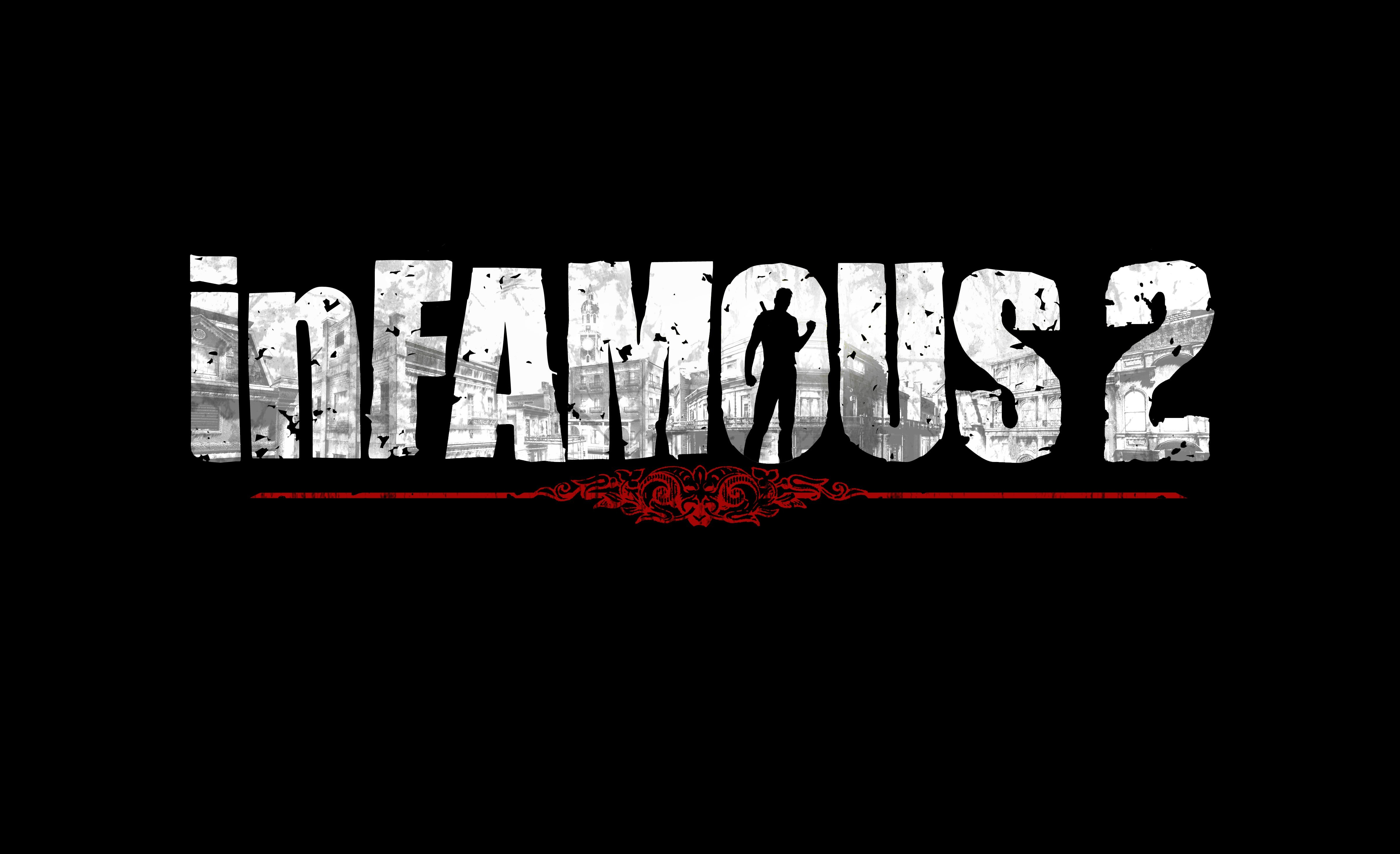 video games Infamous 2 HD Wallpaper
