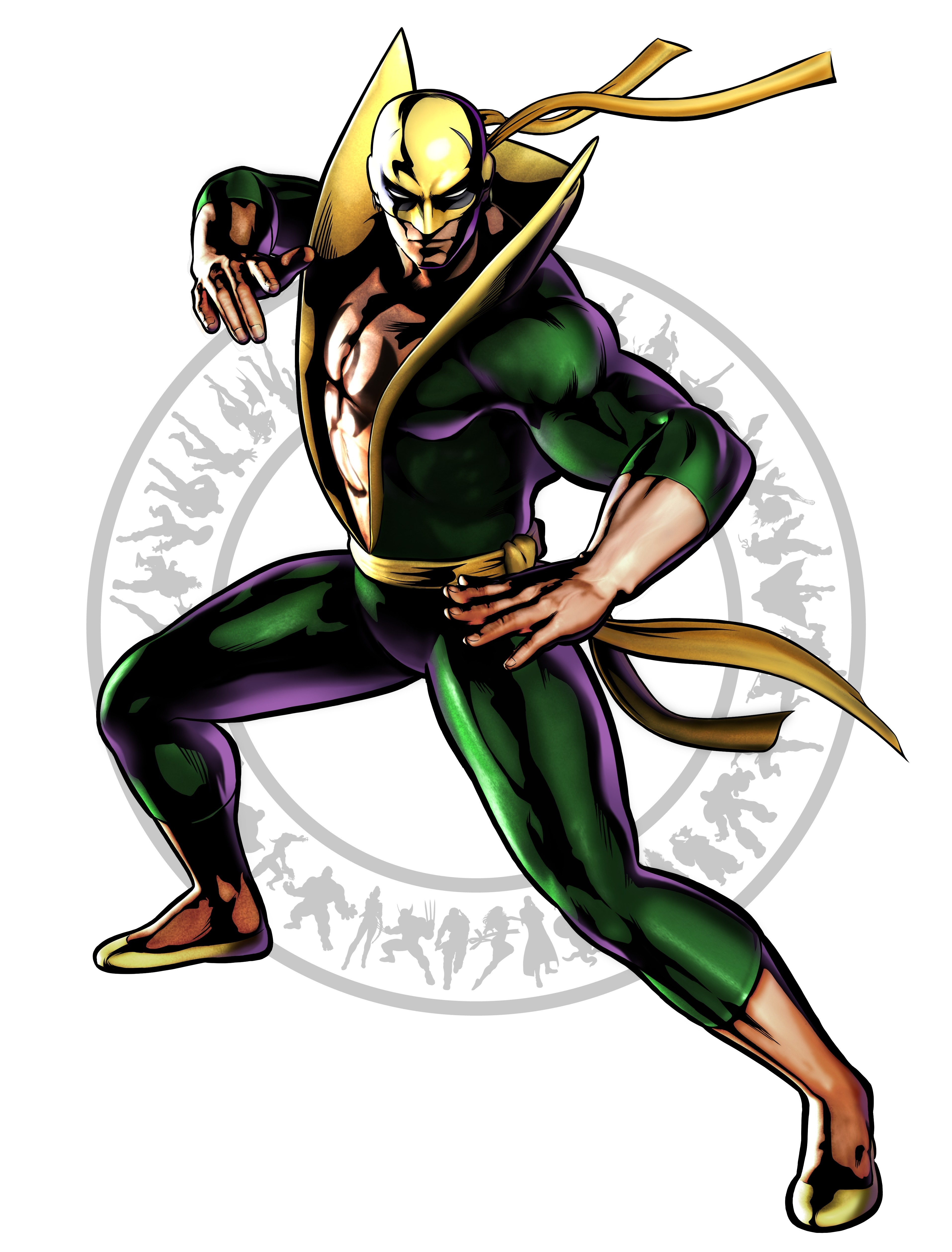 video games Iron Fist