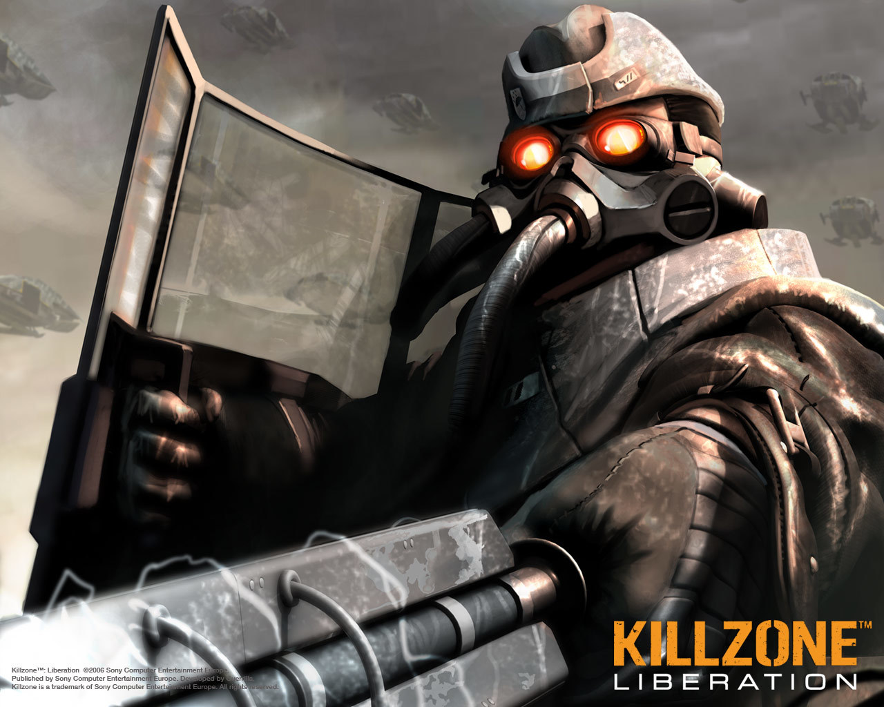 video Games killzone liberation HD Wallpaper