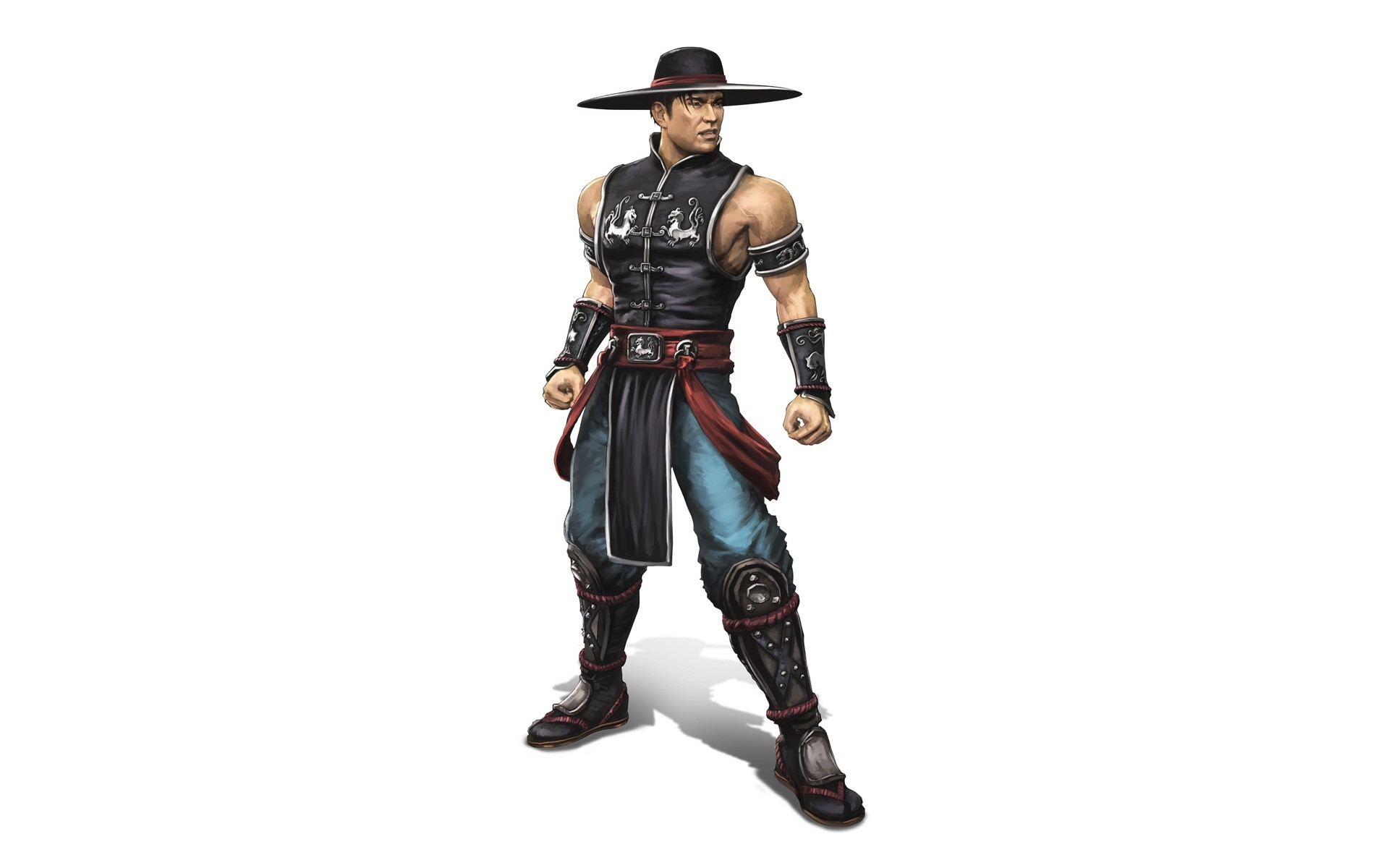 video games Kung Lao