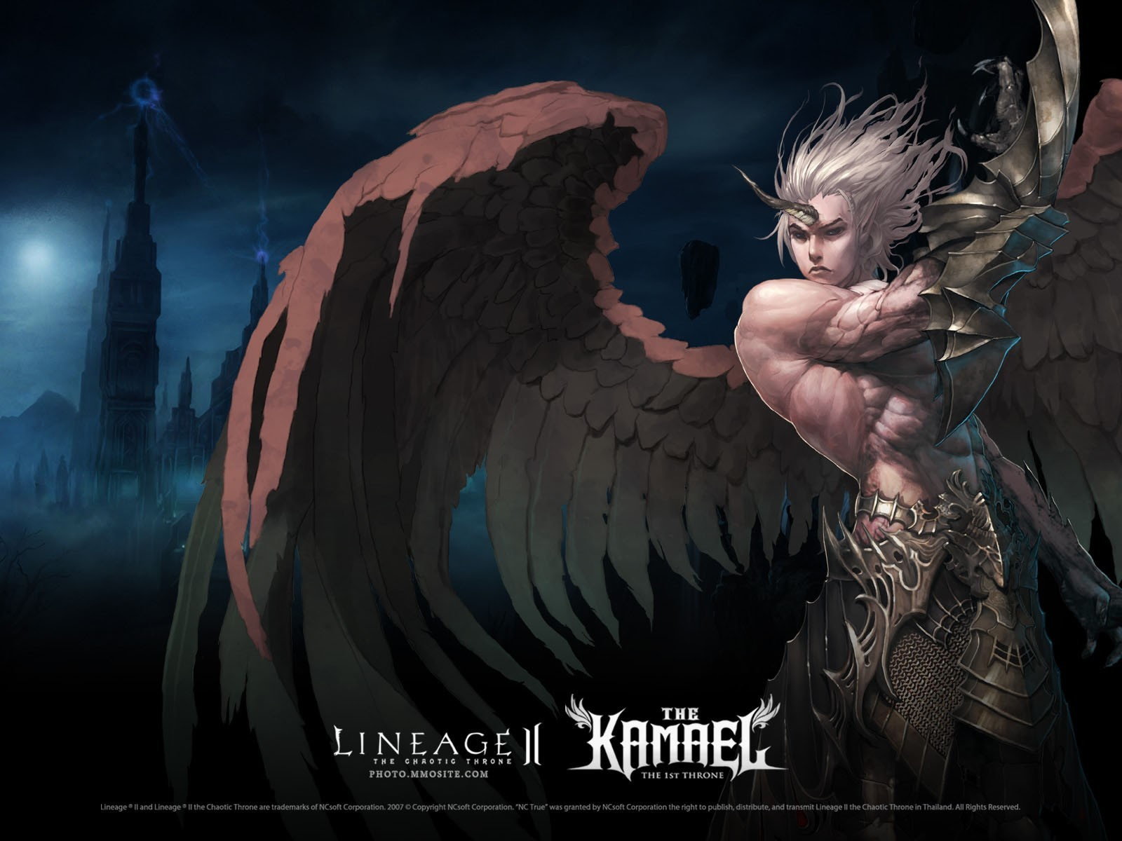 video games lineage 2 HD Wallpaper