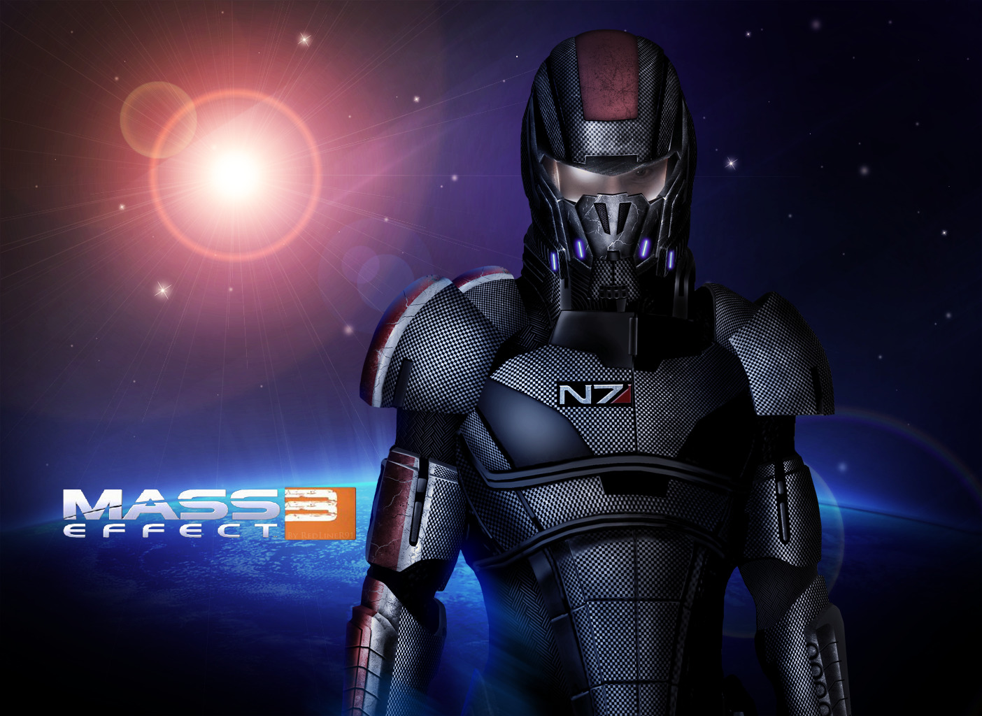 video Games mass effect HD Wallpaper
