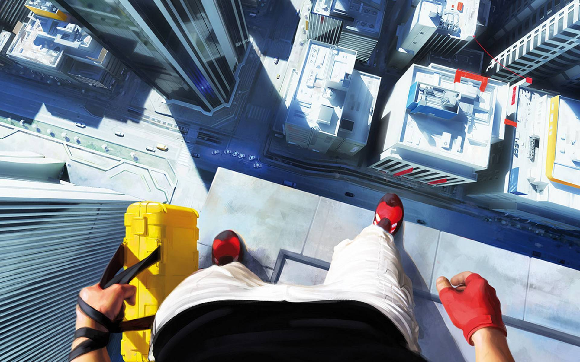 video games mirrors edge