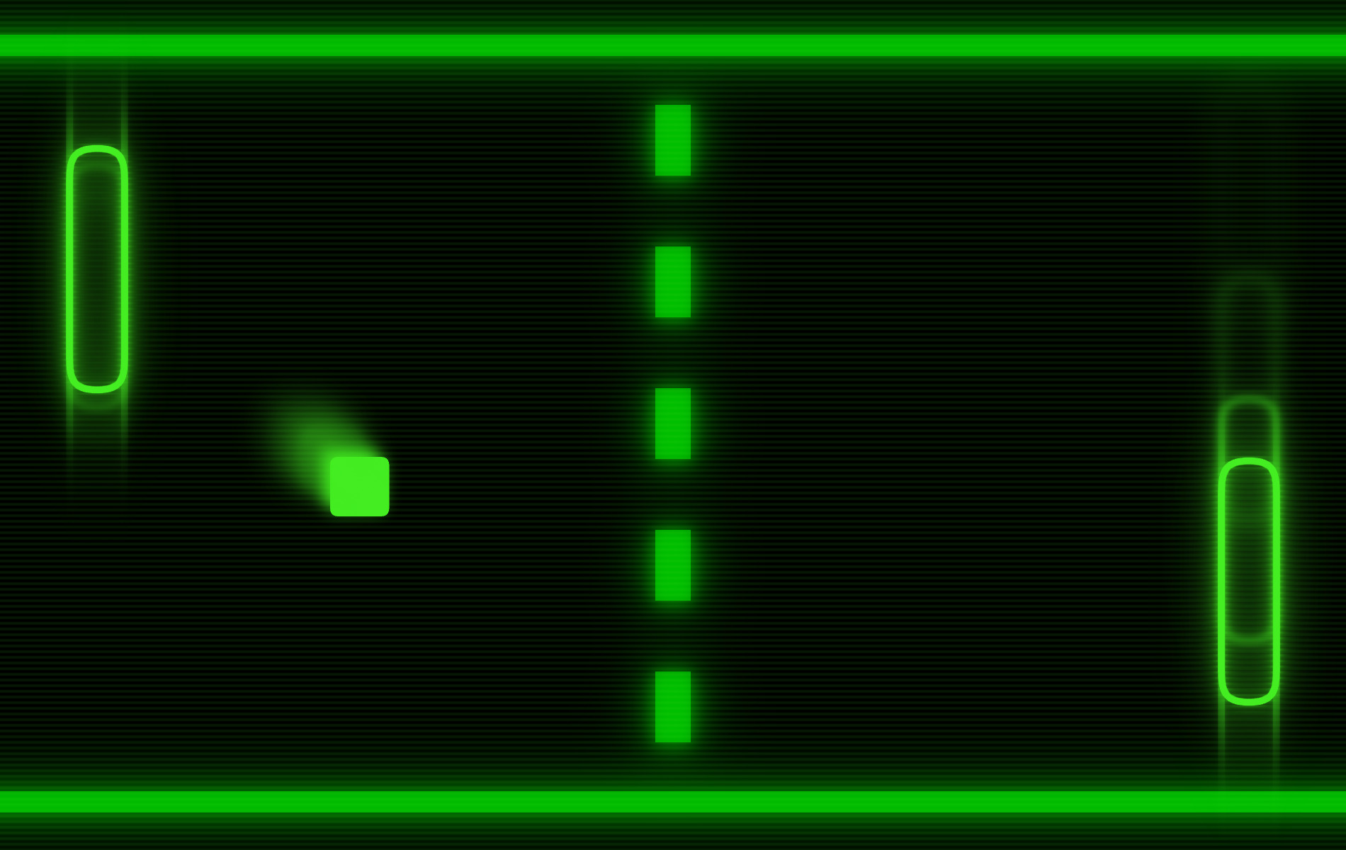 video Games Pong game HD Wallpaper