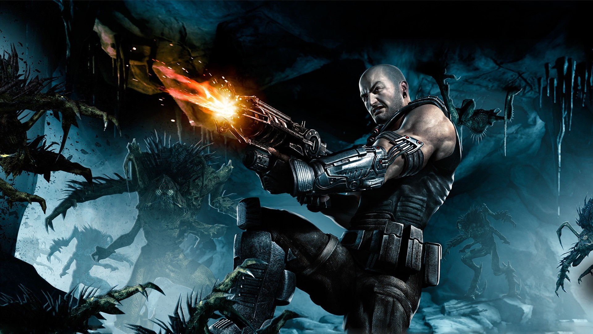 video games Red Faction HD Wallpaper