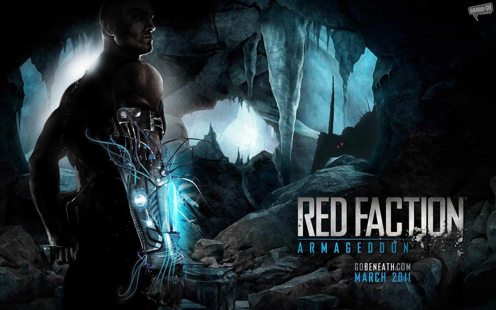 video games Red Faction