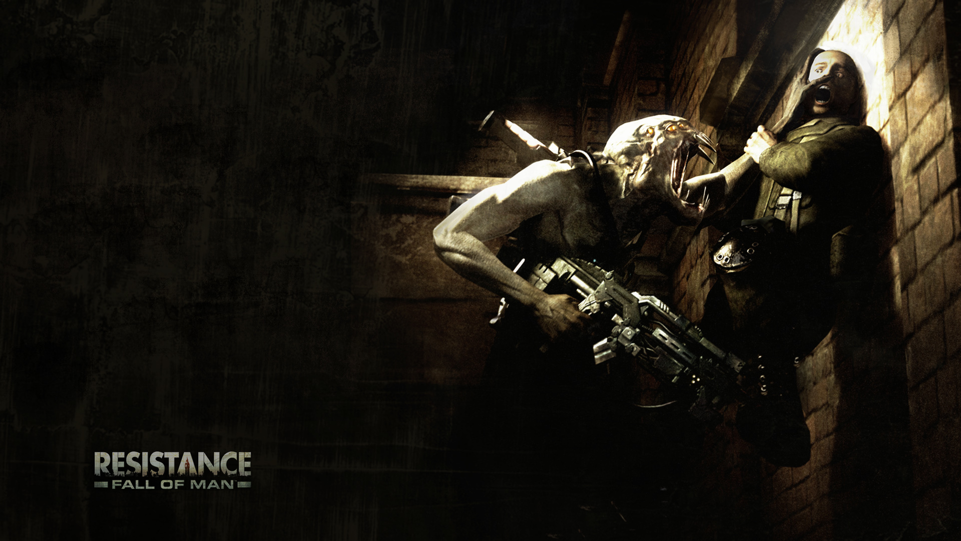 video games resistance Monsters HD Wallpaper