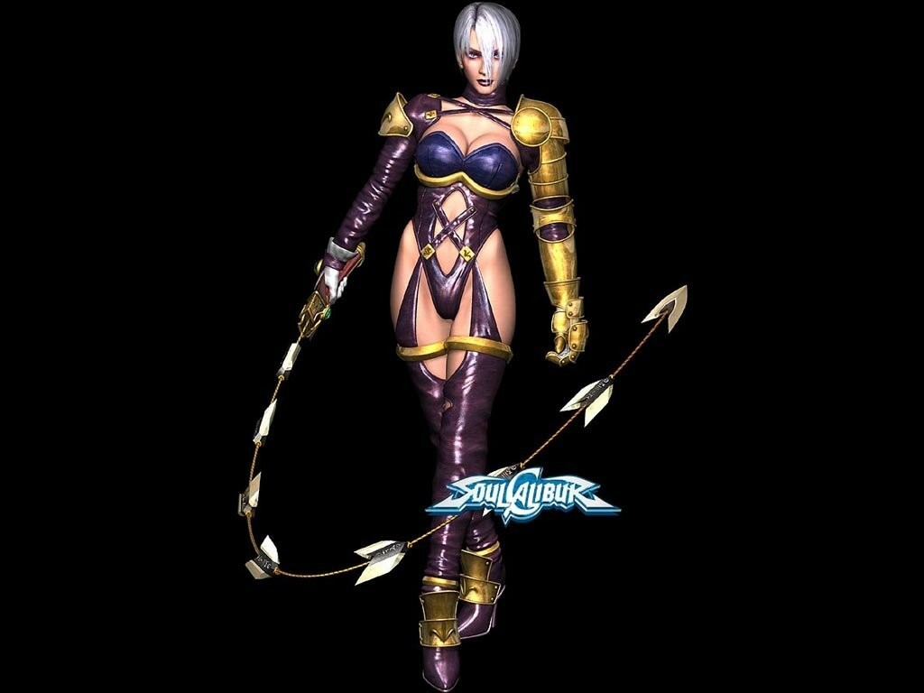 video games Soul Calibur
