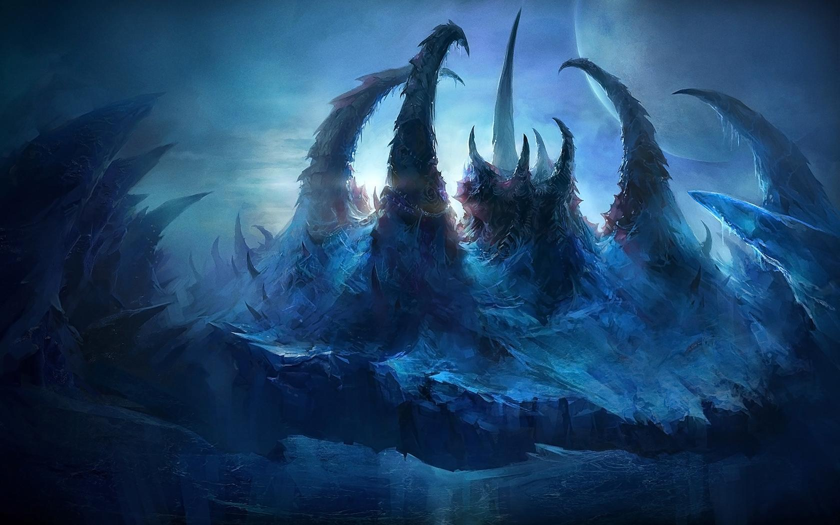 video games starcraft Zerg HD Wallpaper
