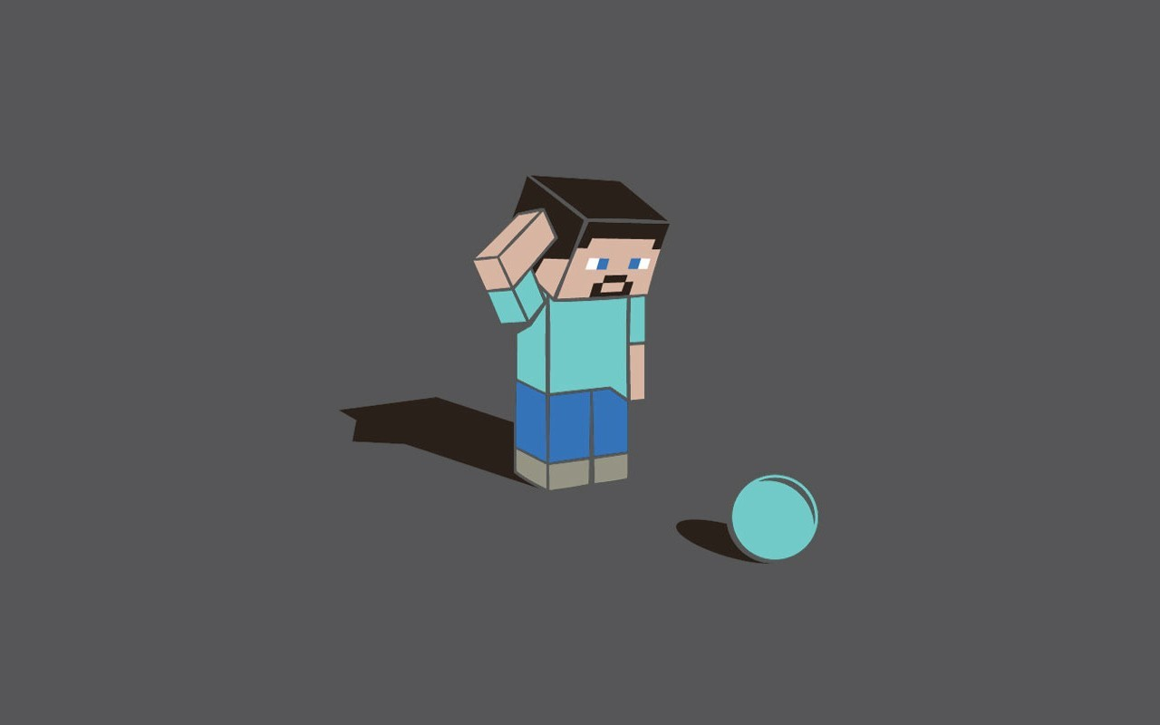 video games steve minecraft