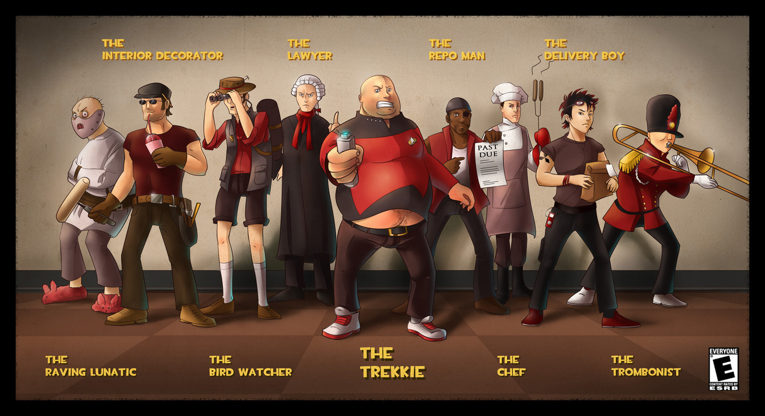 video games team fortress