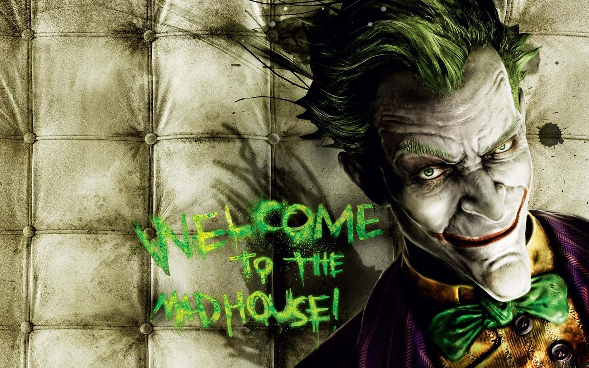video games the joker HD Wallpaper
