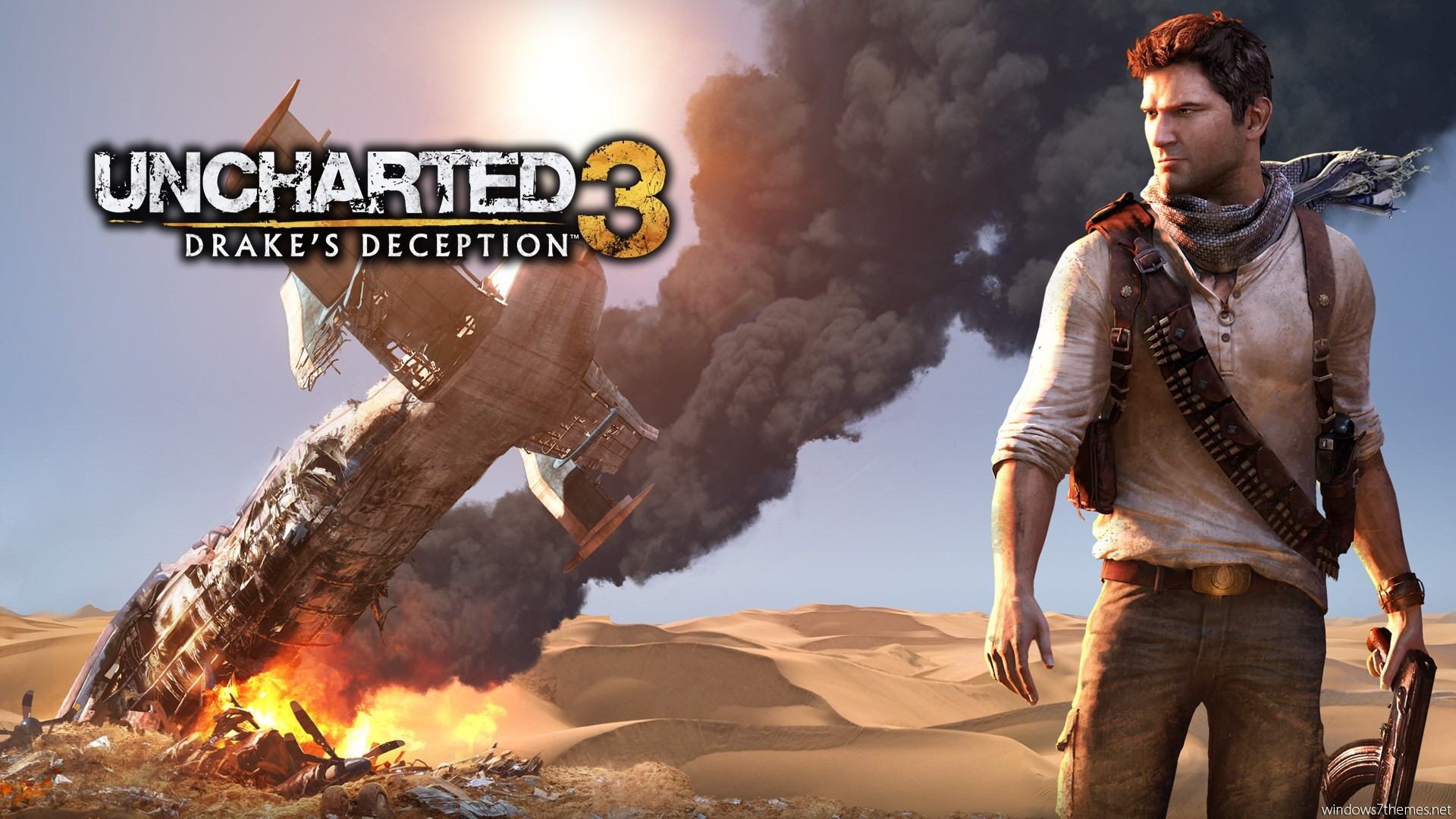 video games uncharted nathan HD Wallpaper