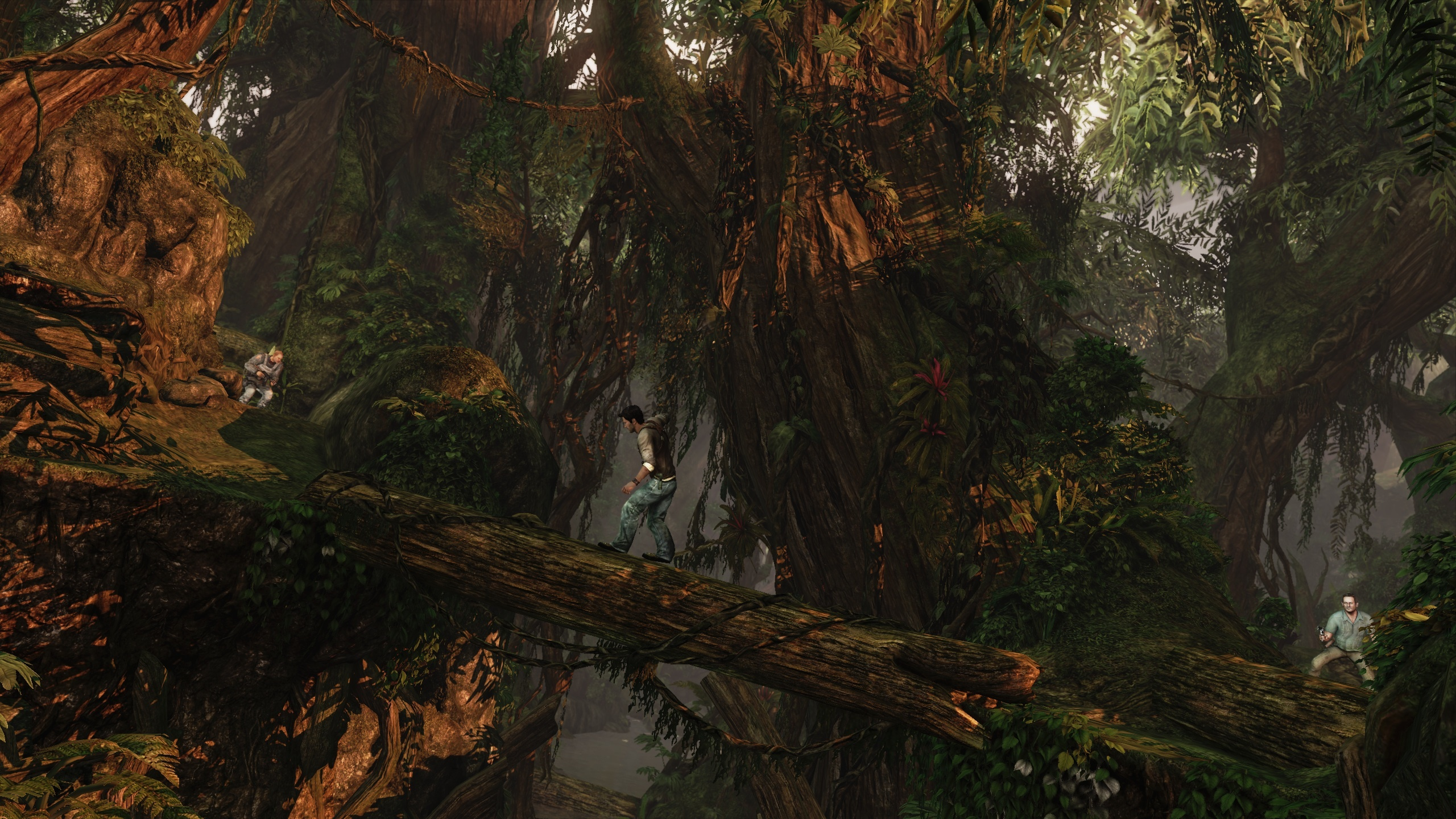 video games uncharted uncharted HD Wallpaper