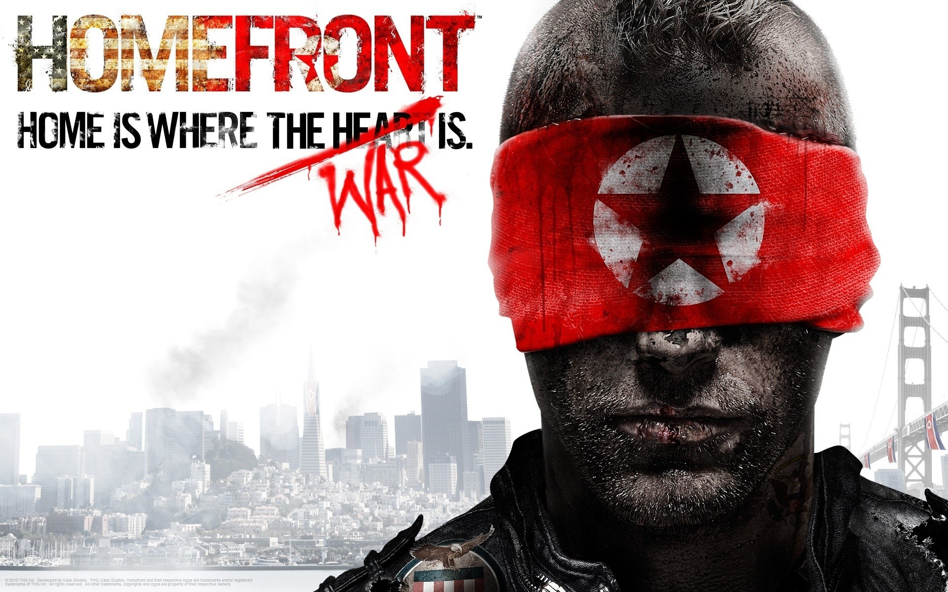 video games War homefront
