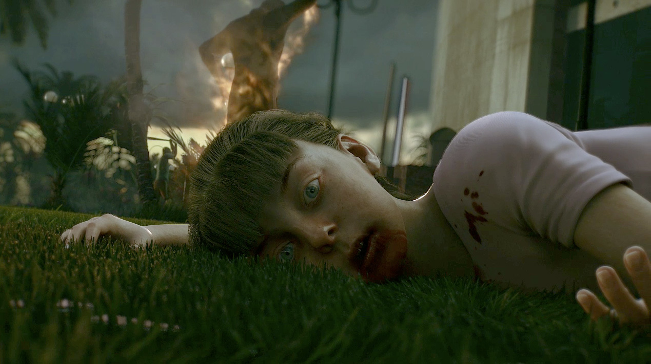 video games zombies dead HD Wallpaper