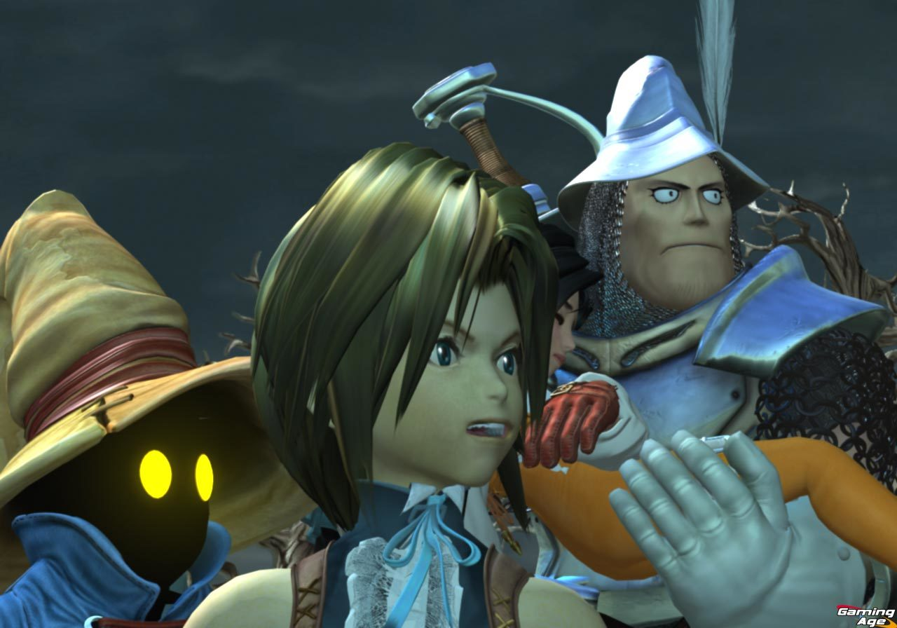 vivi final fantasy ix HD Wallpaper
