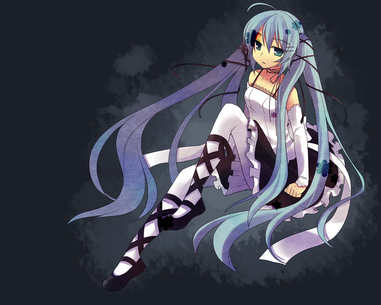 vocaloid hatsune miku ballet HD Wallpaper