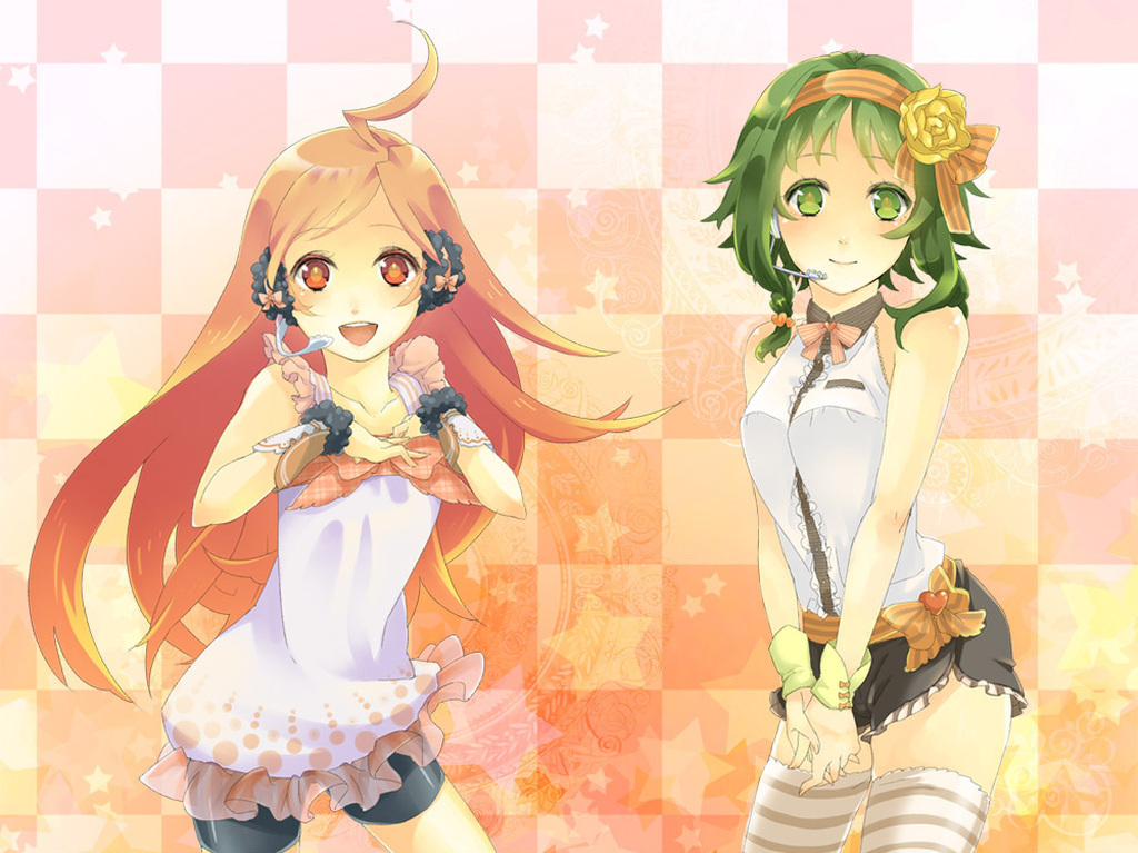 vocaloid Megpoid Gumi SF-A2 HD Wallpaper