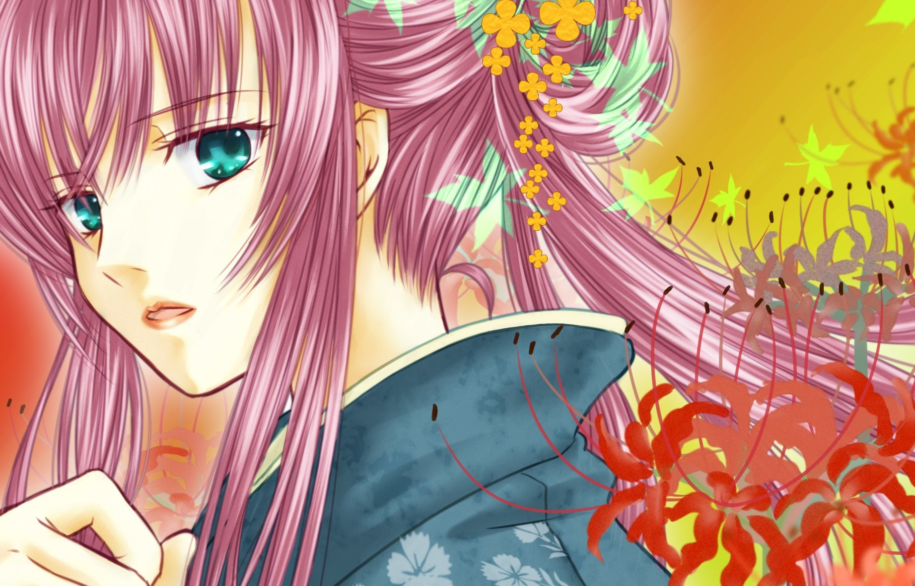 vocaloid megurine luka Japanese HD Wallpaper